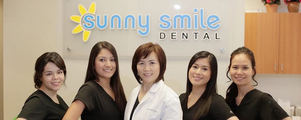 The Sunny Smile Dental team
